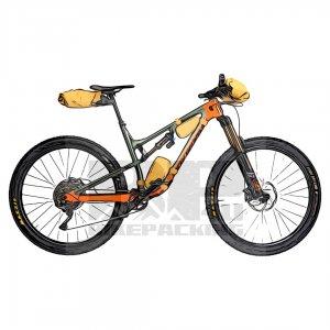 Bikepacking verhuur