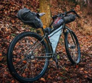 Acepac bikepacking frametassen