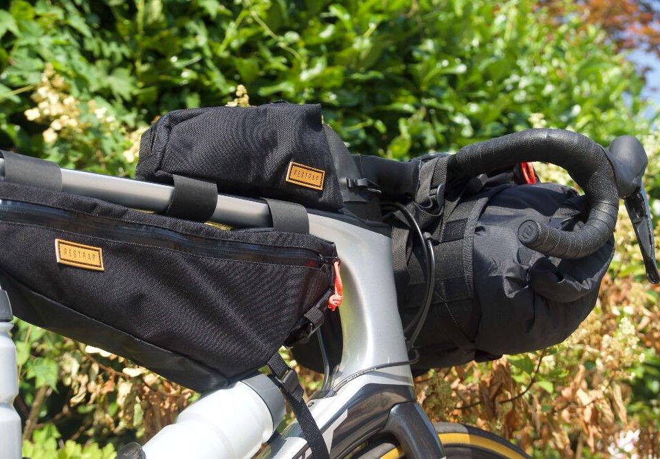 Bikepacking tassen verhuur restrap