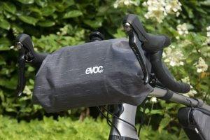 Bikepacking tassen stuurtas