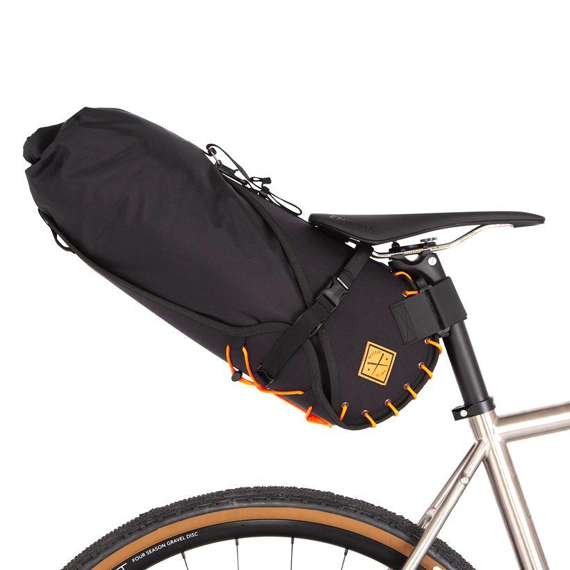 bikepacking zadeltas restrap