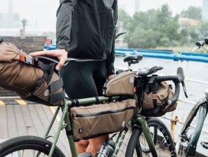 AGU venture frame-pack bikepacking frametassen