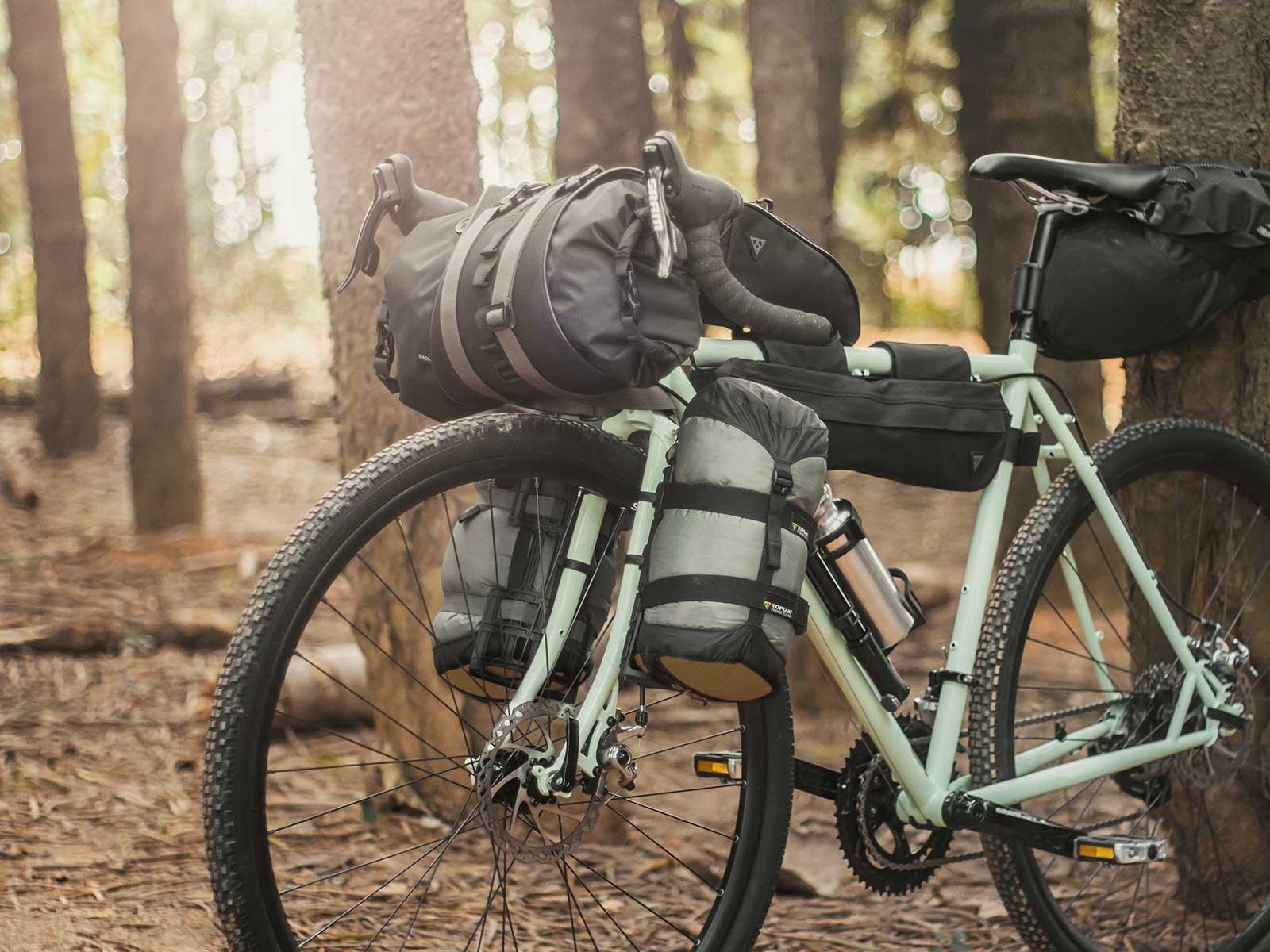 Topeak bikepacking stuurtas