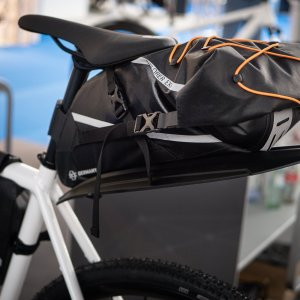SKS Explorer EXP bikepacking zadeltas saddlebag